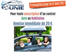 réduction assurance auto assurance habitation